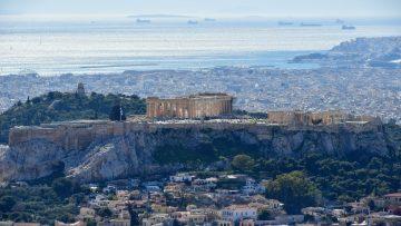 Athens, Greece 2019 4K UHD