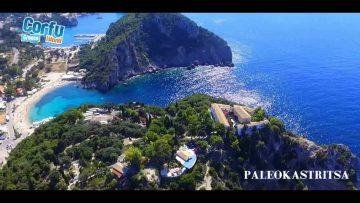 Corfu island Greece 2016 HD