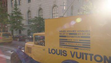 Volez, Voguez, Voyagez – Louis Vuitton in New York City